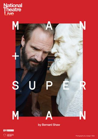 National Theater London: Man and Superman