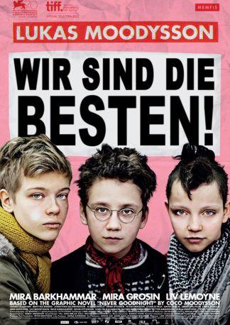 Wir sind die Besten! - We Are the Best!