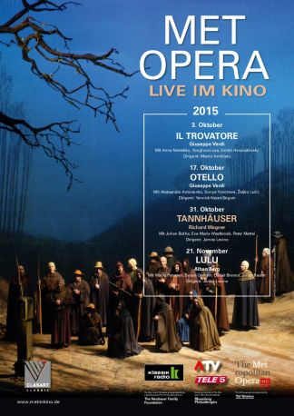 Met Opera 2015/16: Tannhäuser (Wagner)