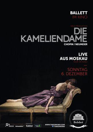 Bolshoi Ballett 2015/2016 - Die Kameliendame