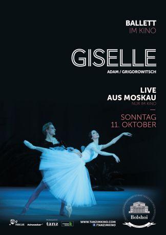 Bolshoi Ballett 2015/2016 - Giselle