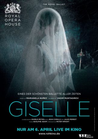 Royal Opera House 2015/16: Giselle