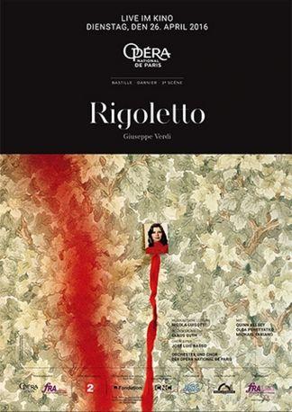Opéra national de Paris 2015/2016: Rigoletto