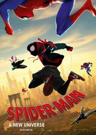 Spider-Man: A New Universe 3D