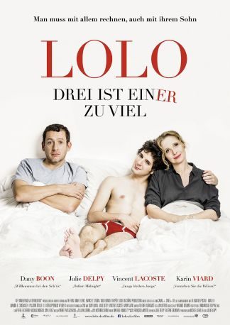 Lolo - Drei ist einer zu viel