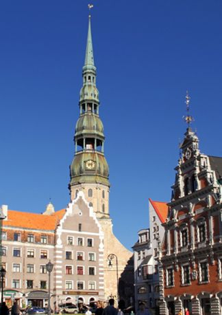 Golden Globe: Baltikum