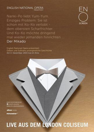 English National Opera 2015/16 - Der Mikado