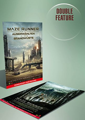 Double Feature: Maze Runner
