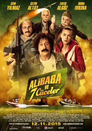 Alibaba ve 7 Cüceler - Ali Baba und die 7 Zwerge