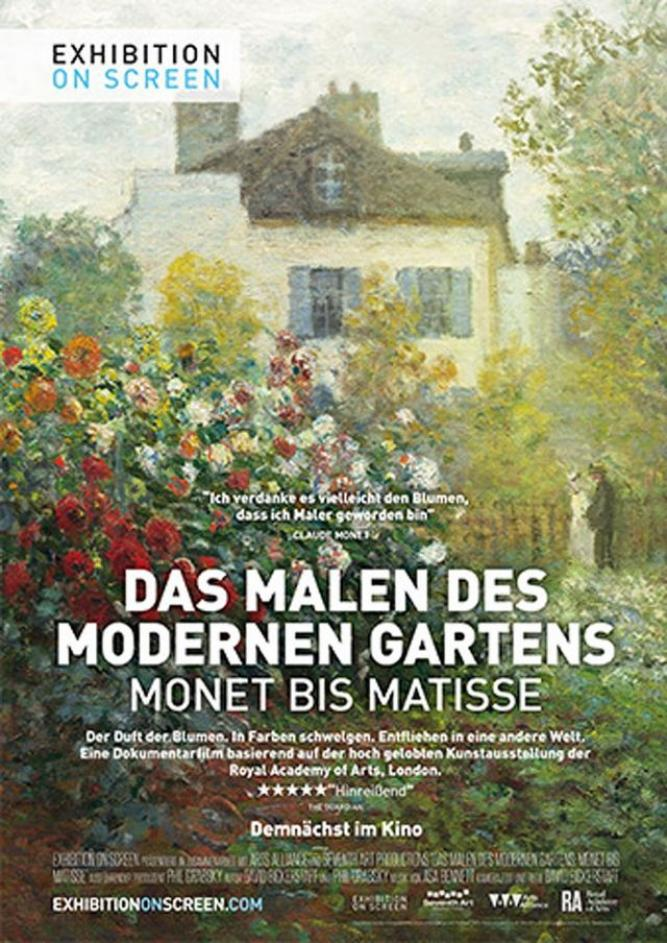 Exhibition On Screen: Das malen des modernen Gartens - Monet bis Matisse