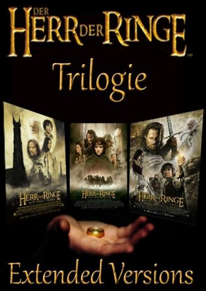 Herr der Ringe Ext. Trilogie