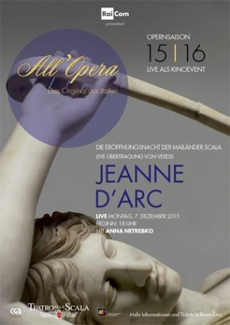 All Opera 2015/2016: Jeanne d'Arc (Verdi) - La Scala