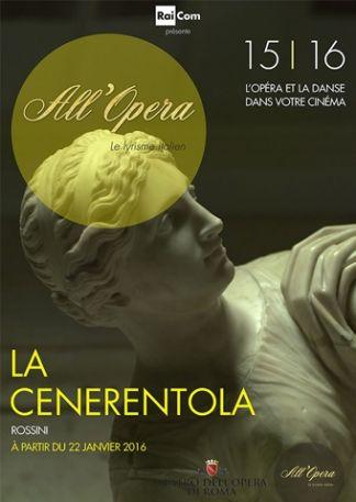 All Opera 2015/2016: La Cenerentola (Rossini) - Opera di Roma