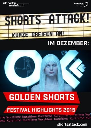 Golden Shorts - Kurzfilmhighlights 2015