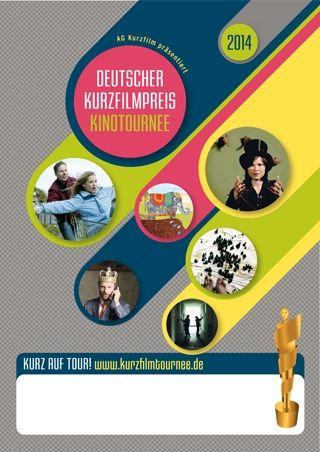 Deutscher Kurzfilmpreis unterwegs 2015