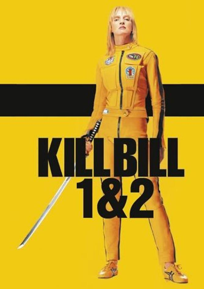 Kill Bill 1+2