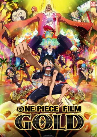 Anime Night: One Piece Gold 3D