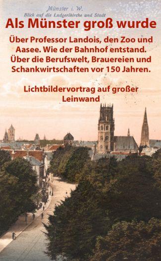 Als Münster groß wurde - Kleine Geschichten aus Münsters Geschichte