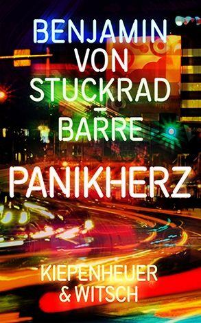 Rolling Stone präsentiert: Benjamin von Stuckrad-Barre - PANIKHERZ Tournee 2016