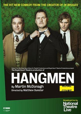 National Theatre London: Hangmen