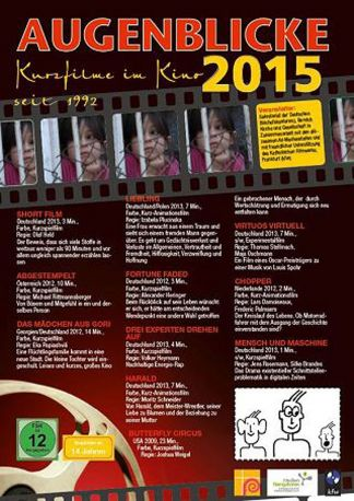 Augenblicke - Kurzfilme im Kino 2016