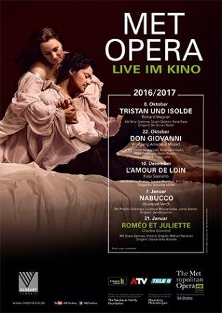 Met Opera 2020/21: Gounod Roméo et Juliette (2017)