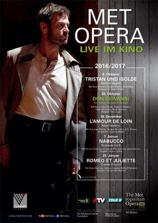 Met Opera 2020/21: Mozart Don Giovanni (2016)