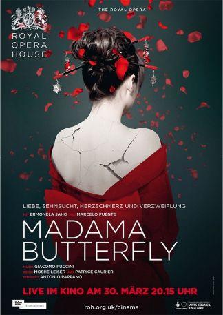 Royal Opera House 2016/17: Madama Butterfly (Puccini)
