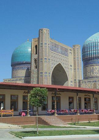 Usbekistan - Samarkand, Buchara & der Mythos Seidenstraße