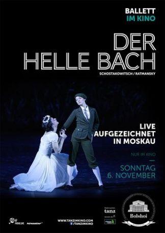 Bolshoi Ballett 2016/17 - Der helle Bach