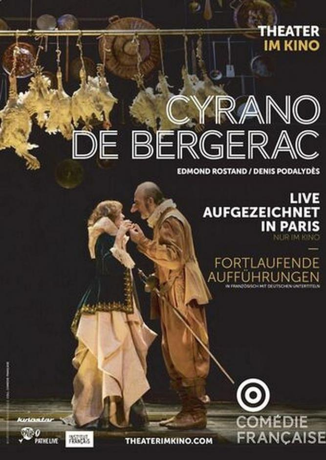 La Comedie-Francaise: Cyrano de Bergerac