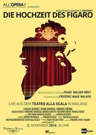 All Opera 16/17: Die Hochzeit des Figaro (Live)