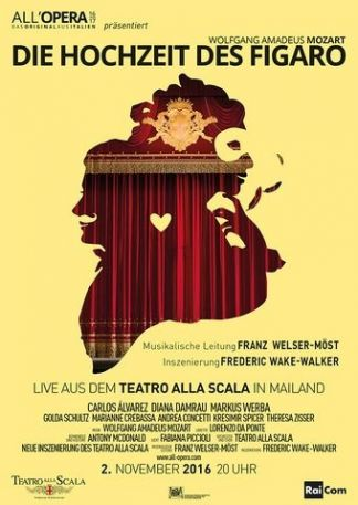 All Opera 16/17: Die Hochzeit des Figaro (Aufzeichnung)
