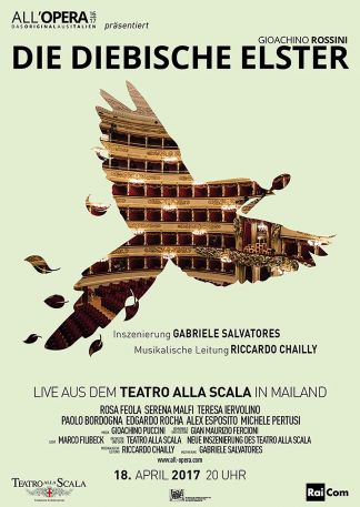 All Opera 16/17: Die diebische Elster (Live)