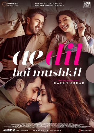 Ae Dil Hai Mushkil - Die Liebe ist eine schwierige Herzensangelegenheit