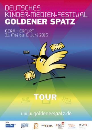 Goldener Spatz: Kurzes für Kurze