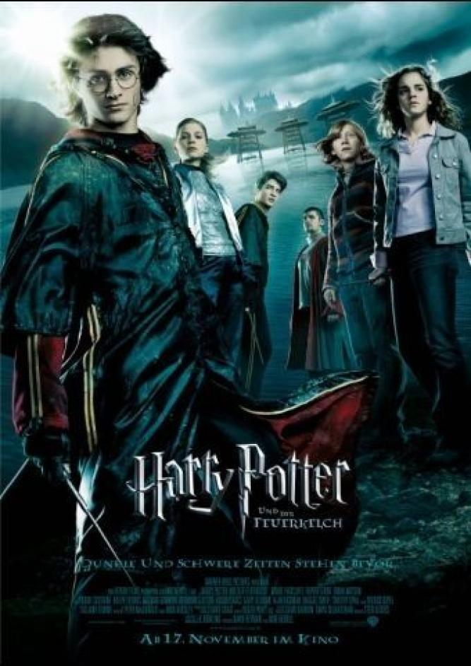 Harry Potter Marathon - Tag 2