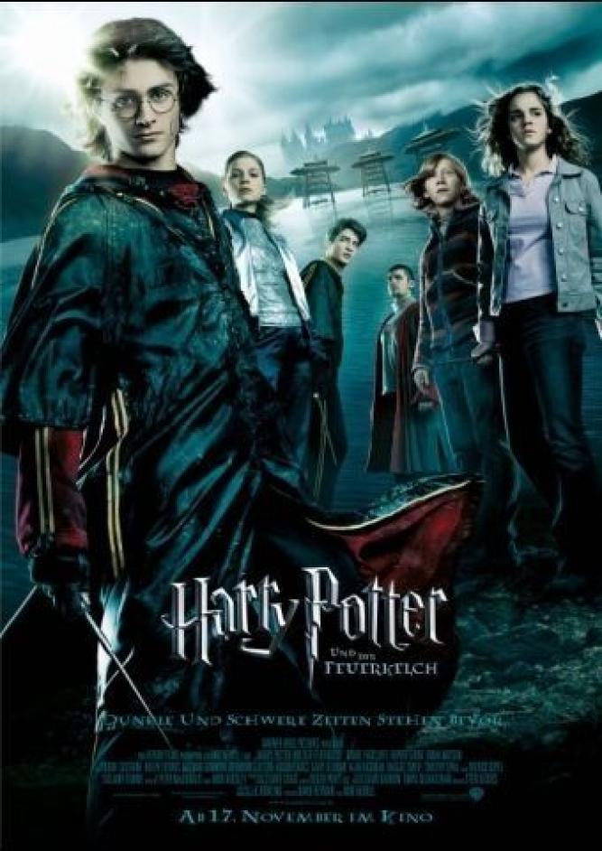 Harry Potter Marathon - Tag 2