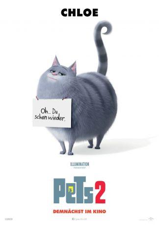 Pets 2 3D