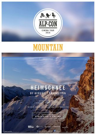 Alp-Con Cinema Tour 2016: MOUNTAIN