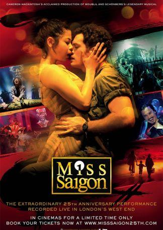 25 Jahre - Miss Saigon
