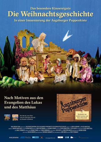 Die Weihnachtsgeschichte - In einer Inszenierung der Augsburger Puppenkiste