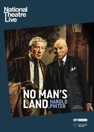 National Theatre London: No Man's Land