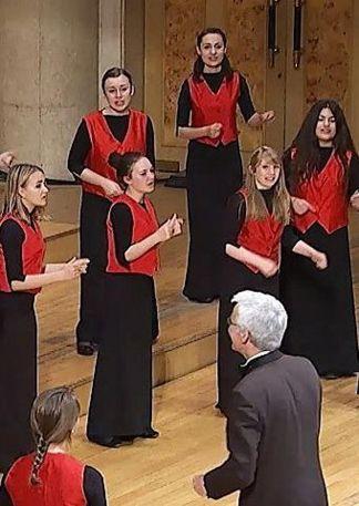 Ulmer Spatzenchor - In Concert