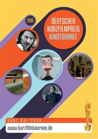 Kinotournee Deutscher Kurzfilmpreis 2016