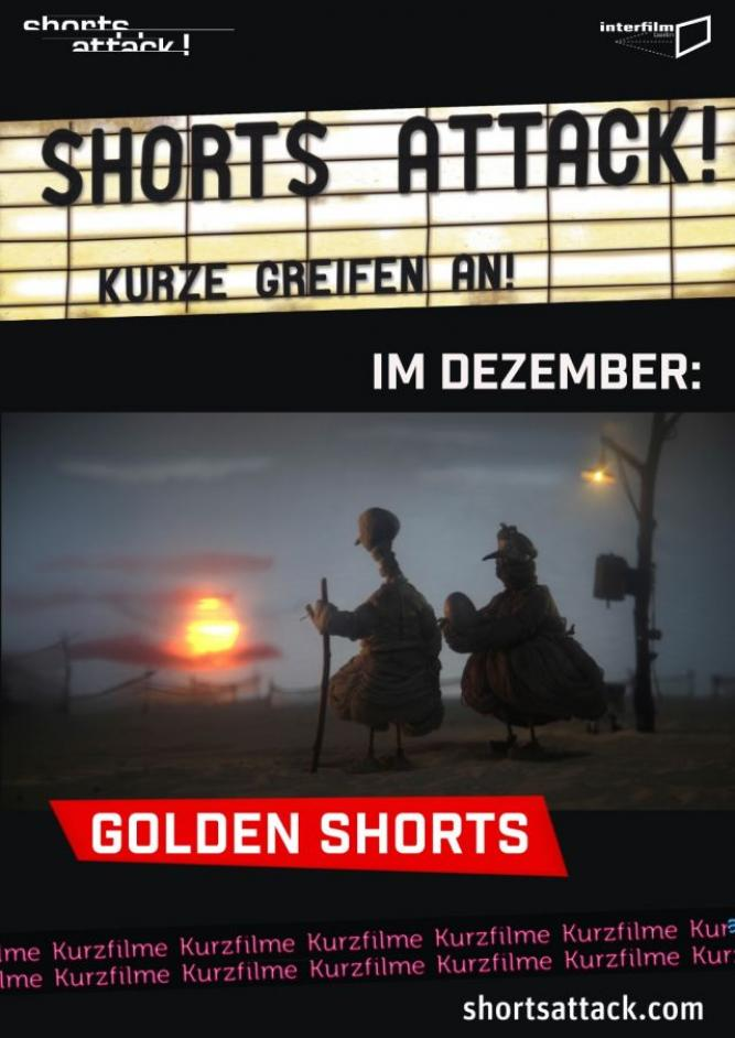 Golden Shorts 2016: Shorts Attack!