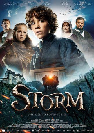 Storm und der verbotene Brief