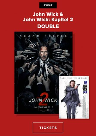 Double Feature: John Wick 1+2