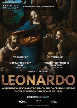 Exhibition on Screen: Leonardo