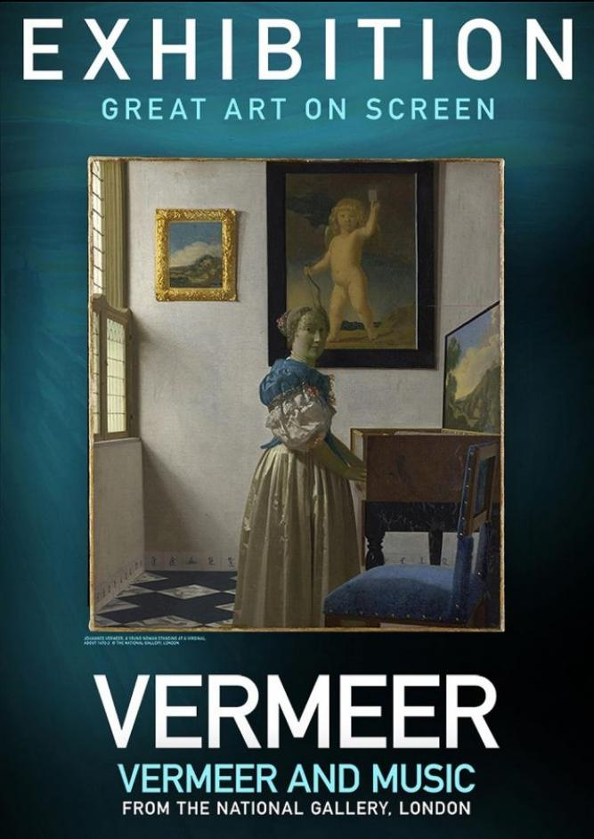 Exhibition on Screen: Vermeer und Musik